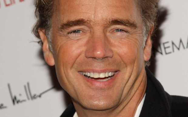 """Actor John Schneider — of TV's """"Dukes of Hazzard"""" and, more recently, """"The Haves and Have Nots"""" -- is 55. (Photo by Stephen Lovekin/Getty Images)"""