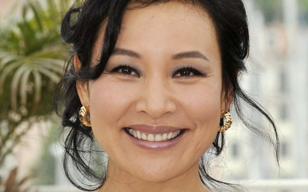 Actress Joan Chen is 55. (Getty Images: Anne-Christine Poujoulat)