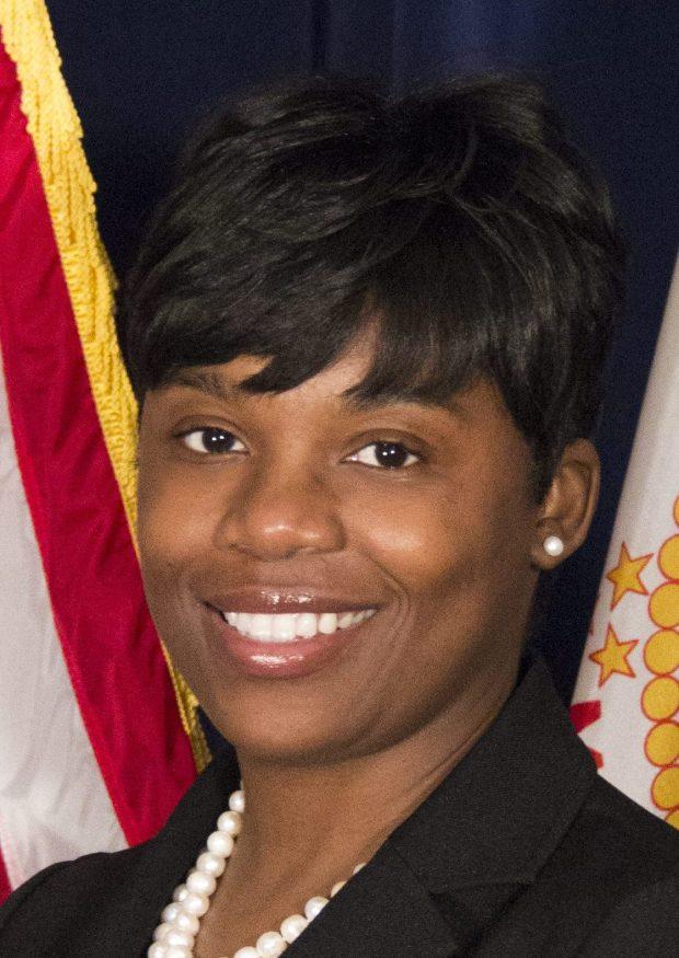 Shawntera Hardy, Minnesota Department of Employment and Economic Development commissioner.