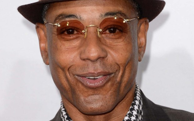 """Actor Giancarlo Esposito — he broke really badly on """"Breaking Bad"""" — is 58. (Getty Images: Jason Merritt)"""
