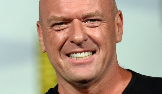 "Actor Dean Norris -- DEA Agent Hank Schrader on AMC's ""Breaking Bad"" and now on ""CBS's ""Under the Dome"" -- is 52. (Ethan Miller/Getty Images)"