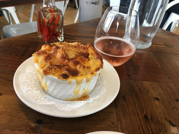 The mac and cheese at Revival in South Minneapolis. (Pioneer Press: Jessica Fleming)