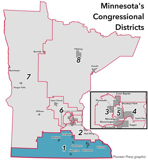 Minnesota's 1st Congressional District