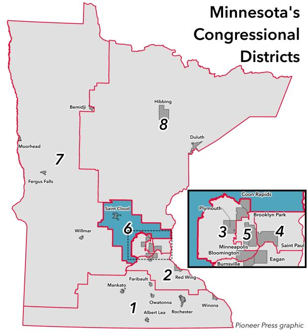 Minnesota's 6th Congressional District