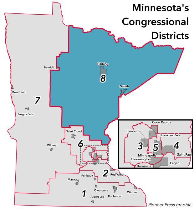 Minnesota's 8th Congressional District