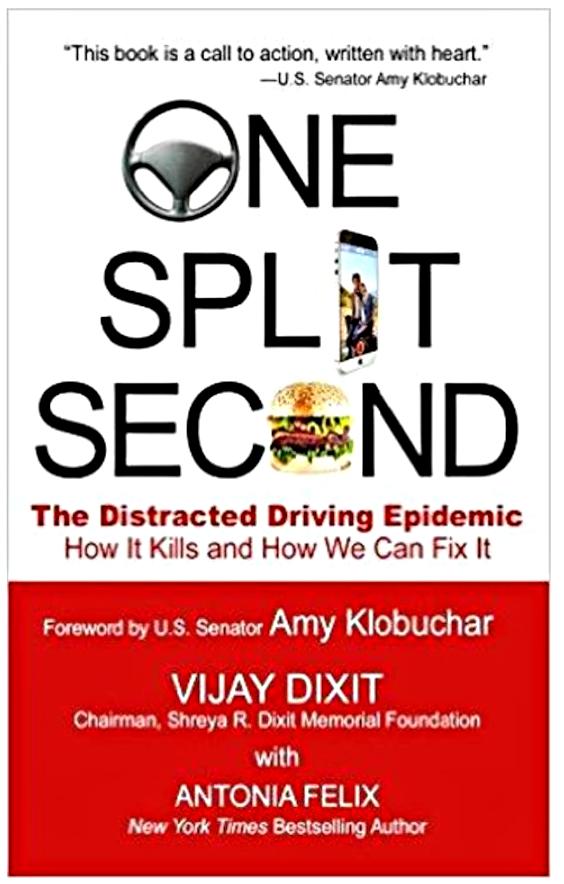 U.S. Sen. Amy Klobuchar wrote the forward for the book.