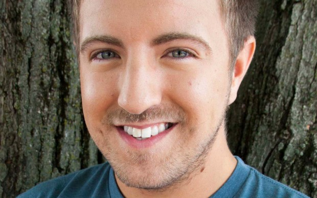 Country singer Billy Gilman is 28. (Associated Press: Ed Rode)