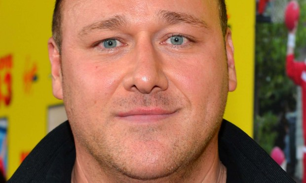 """Comedian Will Sasso is 41. He's a former MADtv cast member and was in the 2012 remake of """"The Three Stooges"""" -- as Curly, of course. (Getty Images: Alberto E. Rodriguez)"""