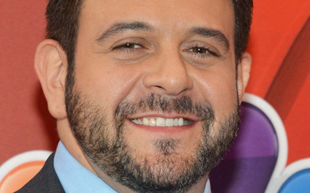 "Actor Adam Richman of ""Adam Richman's Best Sandwich in America"" is 42. (Getty Images: Slaven Vlasic)"