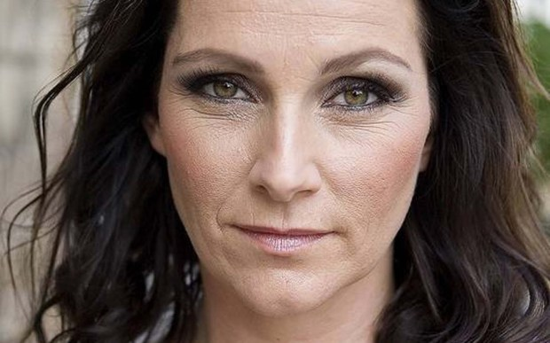 Swedish singer Jenny Berggren of Ace of Base is 44. (Courtesy of aftonbladet.se)