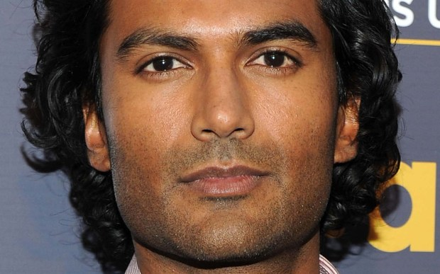 "Actor Sendhil Ramamurthy of ""Heroes"" is 42. (Getty Images: Jason Kempin)"