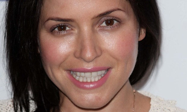 Irish singer Andrea Corr of The Corrs is 42. (Getty Images: Tim Whitby)