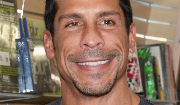 Singer Danny Wood of Old Kids on the Block is 47. (Getty Images: Slaven Vlasic)