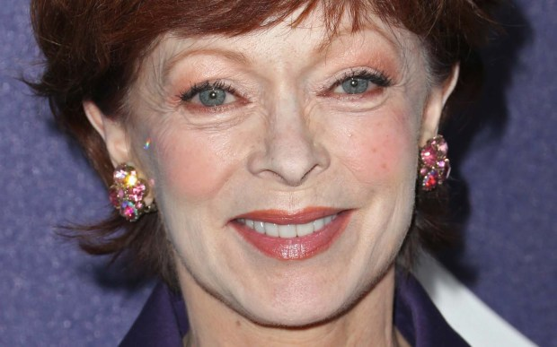 """Actress Frances Fisher -- """"Titanic,"""" """"The Lincoln Lawyer,"""" and TV's """"Resurrection"""" -- is 64. (Getty Images: Frederick M. Brown)"""