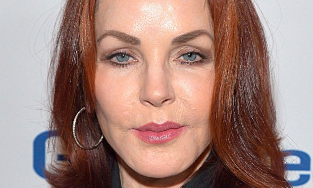 Behold the lips that once kissed Elvis. Priscilla Presley is 71. (Getty Images: Charley Gallay)