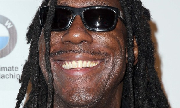 Violinist Boyd Tinsley of the Dave Matthews Band is 52 but not yet on Grey Street. (Getty Images: Chelsea Lauren)