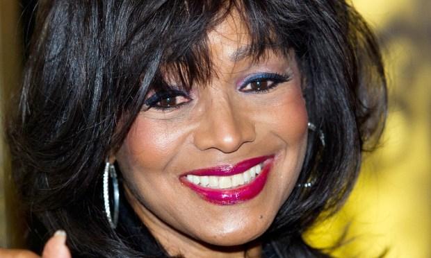 Singer Rebbie Jackson, the eldest of the singing Jackson family -- yes, La Toya's normal-looking sister -- is 66. (Getty Images: Ian Gavan)