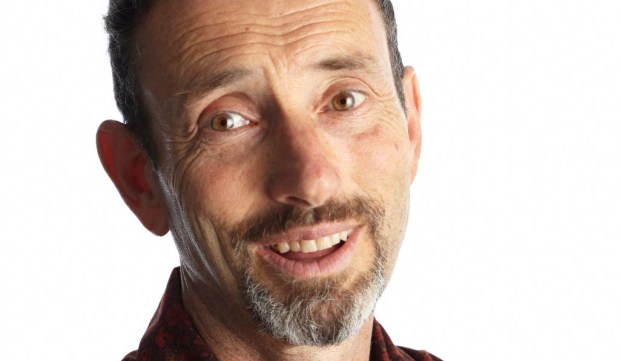 "Singer and guitarist Jonathan Richman of the Modern Lovers — ""Roadrunner"" and ""Pablo Picasso"" — is 65. (Courtesy of High Road Touring: Rory Earnshaw)"