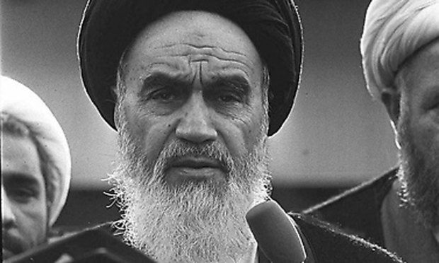 Ayatollah Khomeini was born on this day in 1900. He died in 1989, but rumor has it his beard lives on in a tony Tehran neighborhood. (Associated Press file photo)