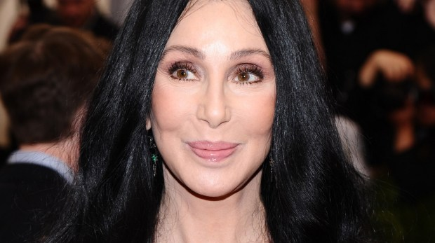 "Singer-actress Cher is 70, and the ""Moonstruck"" star and ""Believe"" singer is big as ever. (Charles Sykes/Invision/AP)"