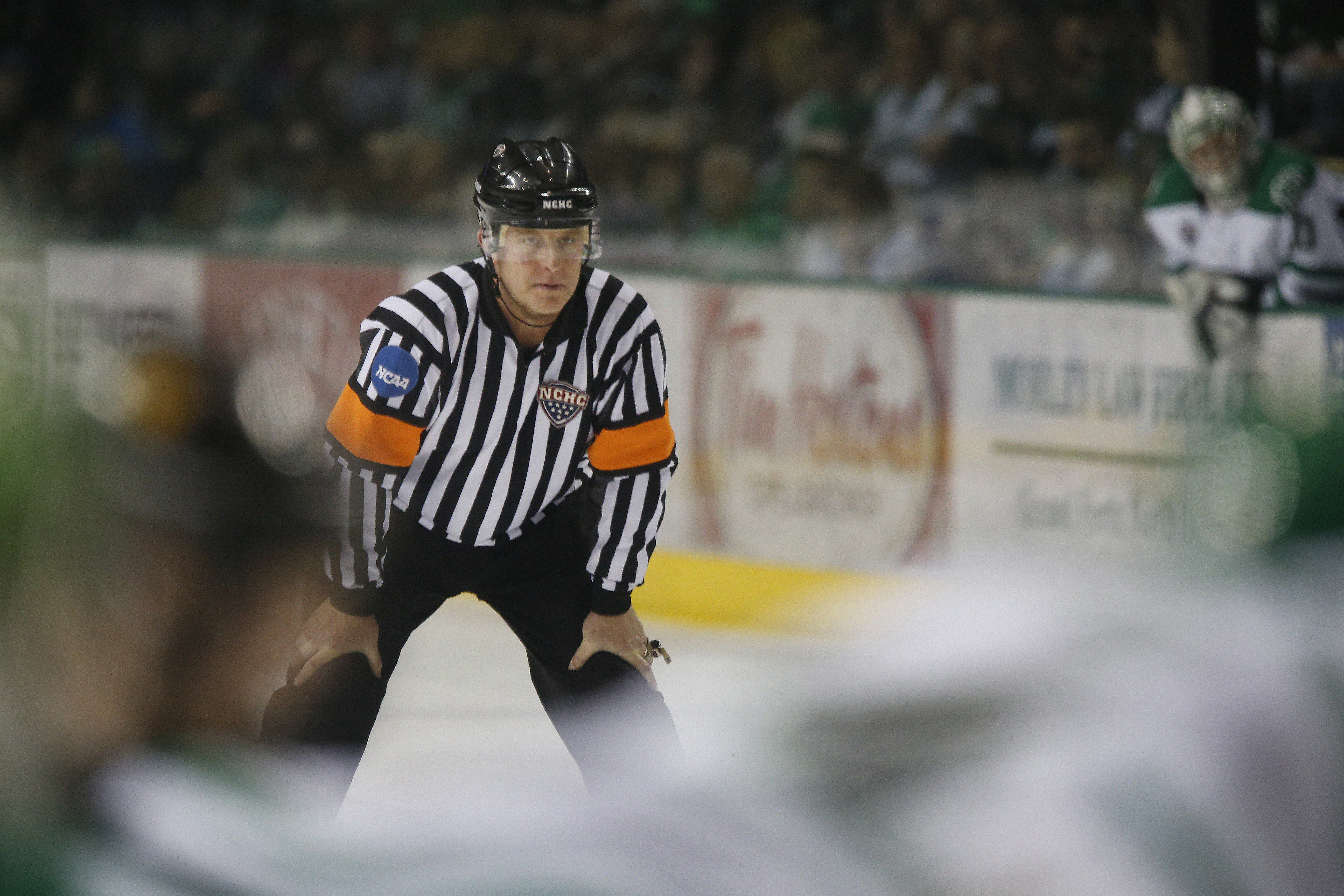 NCAA: Sibley High Grad, Gold Standard Of College Hockey Refereeing, Retires
