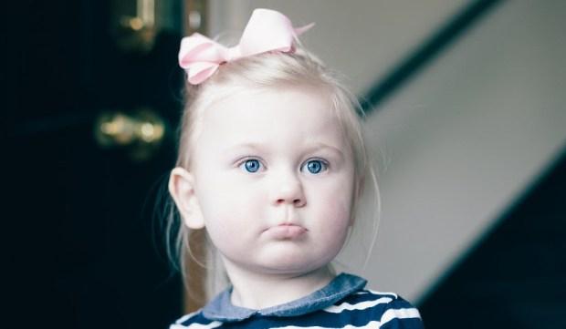 Willow Marka, 4, is May's Still Kickin Hero. (Melissa Floyd Photography)