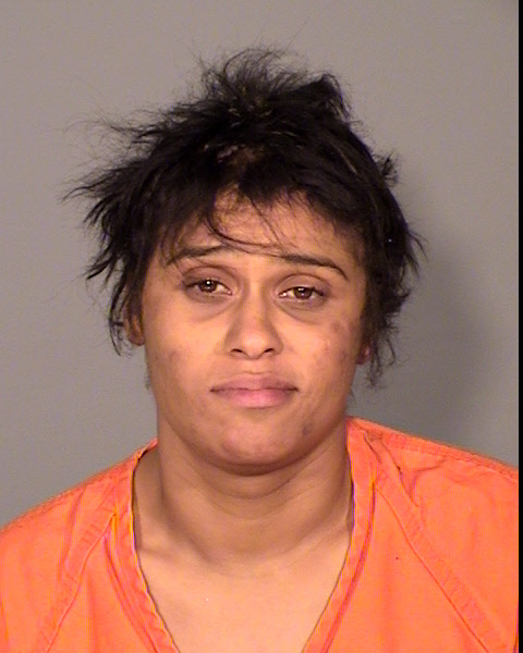 St. Paul police arrested Laurel Lee Sykes on suspicion of assault. (Courtesy Ramsey County sheriff's office)