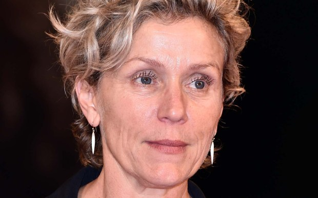 """Actress Frances McDormand is 59. We love her for her portrayal of Minnesota sheriff Marge Gunderson on """"Fargo,"""" with her husband, filmmaker Joel Coen. Other credits include the TV miniseries """"Olive Kitteridge"""" (title role,) """"Miss Pettigrew Lives for a Day,"""" """"Mississippi Burning,"""" """"Burn After Reading,"""" """"Blood Simple"""" and more. (Getty Images: Pascal Le Segretain)"""