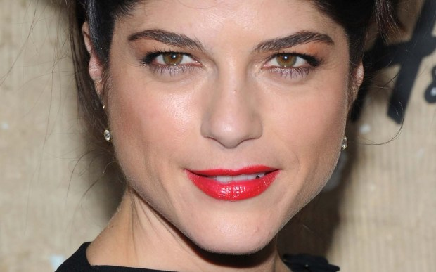 """Actress Selma Blair -- """"Anger Management,"""" """"American Crime Story"""" -- is 44. She also starred in the """"Hellboy"""" movies. (Getty Images: Jamie McCarthy)"""