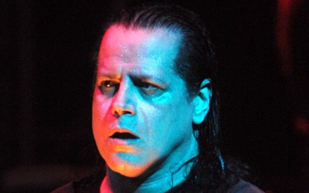 Musician Glenn Danzig of the bands the Misfits, Samhain and Danzig is 61. (Photo by C Flanigan/WireImage)