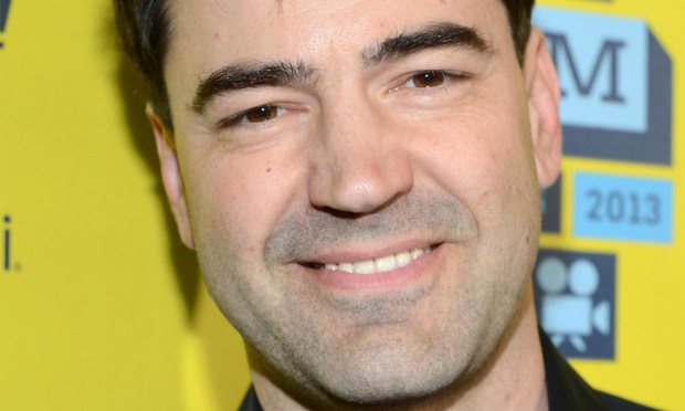 "Actor Ron Livingston -- ""Office Space,"" ""Swingers,"" ""Band of Brothers"" -- is 49. He recently came out as ""proud"" of his sister, Wisconsin TV anchor Jennifer Livingston, who stood up for herself after a viewer called her fat. Yeah -- they're sibs! (Getty Images: Michael Buckner)"