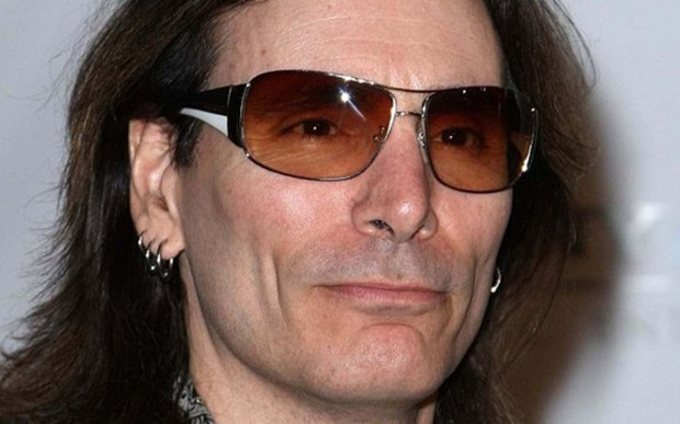 Guitarist Steve Vai is 56. (Getty Images: Alberto E. Rodriguez)