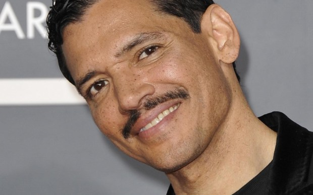 Musician El DeBarge of the band DeBarge is 55. (Getty Images: Joe Klamar)