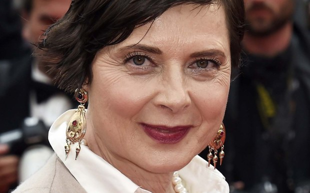 """Actress Isabella Rossellini -- """"Blue Velvet,"""" """"Big Night,"""" """"Death Becomes Her"""" -- is 64. (Getty Images: Loic Venance)"""