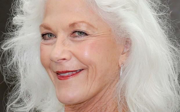 "Actress Linda Thorson — ""The Avengers"" — is 69. (Associated Press: Lionel Cironneau)"