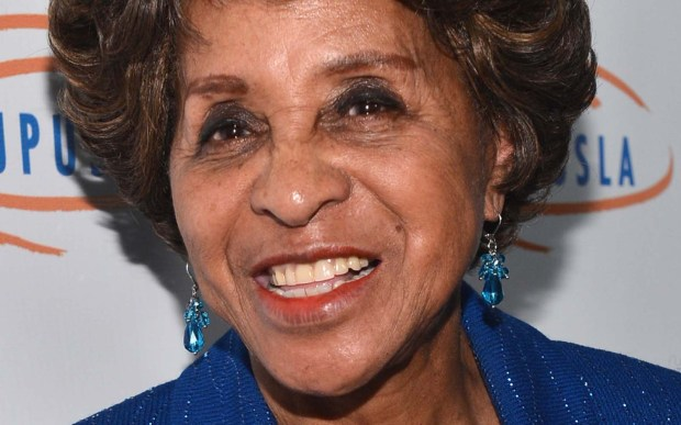 "Actress Marla Gibbs – ""Madea's Witness Protection"" and, way back, ""The Jeffersons"" -- is 85. (Getty Images: Alberto E. Rodriguez)"