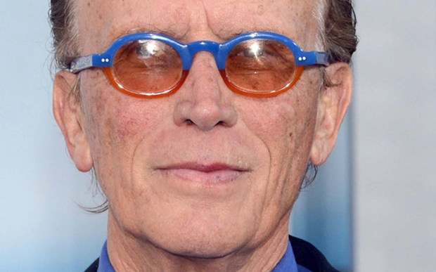 "Actor Peter Weller — think ""Robocop"" — is 69. (Getty Images: Jason Kempin)"