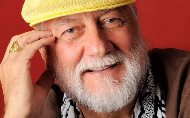Drummer Mick Fleetwood of Fleetwood Mac is 69. (Associated Press: Chris Pizzello)