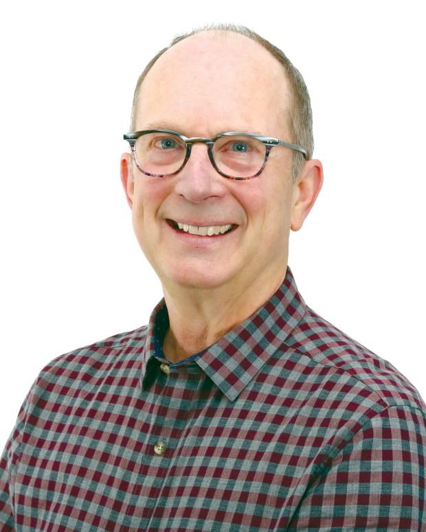 Jon Schumacher, St. Paul school board member.
