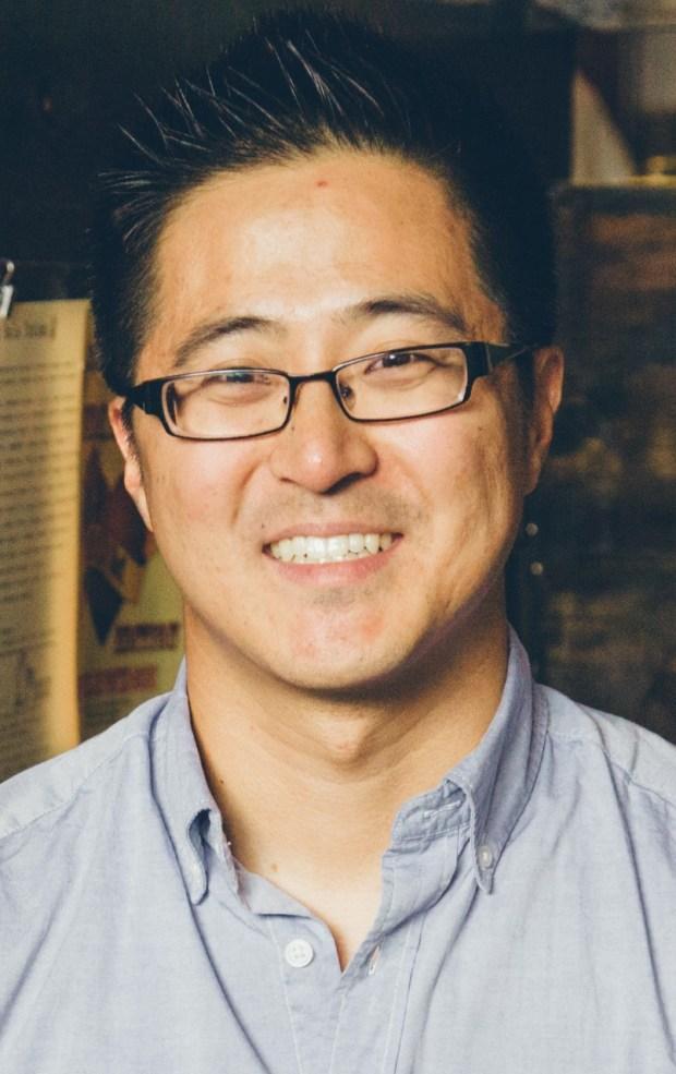Undated photo of Kyung Chun 'KC' Kye, of Minneapolis, founder of K-Mama Sauce LLC. (Photo courtesy James J. Hill Center)