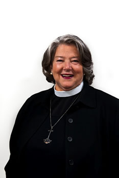 The Rev. Canon Peg Chemberlin, chief executive officer of the Minnesota Council of Churches. (Courtesy photo)