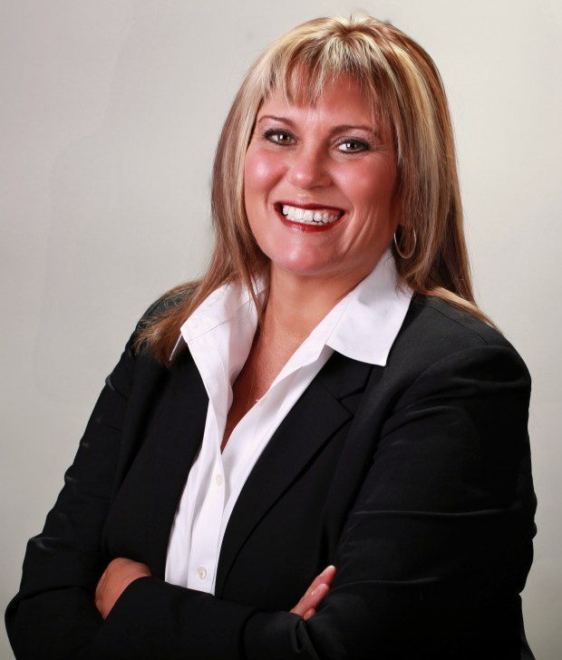 Robin Anthony is the new executive director of the Greater Stillwater Chamber of Commerce. She replaces Todd Streeter, who left the organization in August 2015. (Credit: Jeff Wegge)