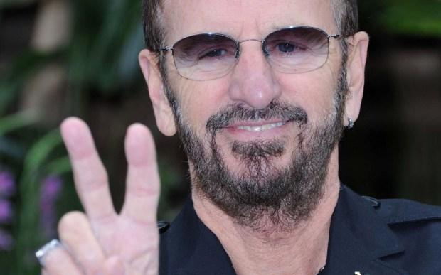 Former Beatles drummer Ringo Starr is 76. (Getty Images: Stuart Wilson)