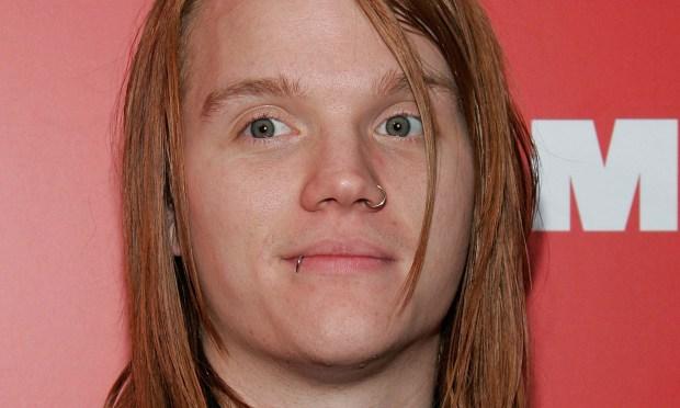 Drummer Aaron Gillespie of Underoath is 33. (Getty Images: Marsaili McGrath)