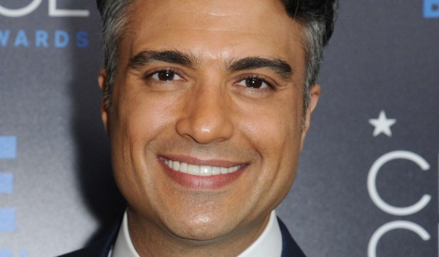 "Egyptian-Mexican actor Jaime Camil of ""Jane the Virgin"" is 43. (Associated Press: Richard Shotwell)"