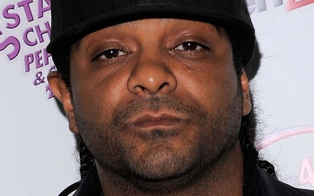 Rapper Jim Jones is 40. (Getty Images: Jemal Countess)