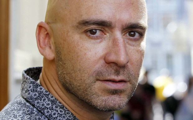 Singer-guitarist Ed Kowalczyk of Live is 45. (Getty Images: Bas Czerwinski)
