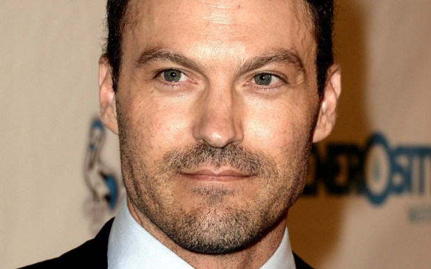 """Actor Brian Austin Green -- of the original """"Beverly Hills 90210"""" and aka Mr. Megan Fox -- is 43. (Getty Images: Kevin Winter)"""