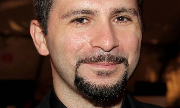 Drummer John Dolmayan of System of a Down is 43. (Getty Images: Marsaili Mcgrath)