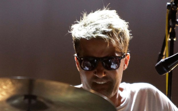 Multi-instrumentalist Jules de Martino of the British duo the Ting Tings is 47. (Getty Images: Chung Sung-Jun)